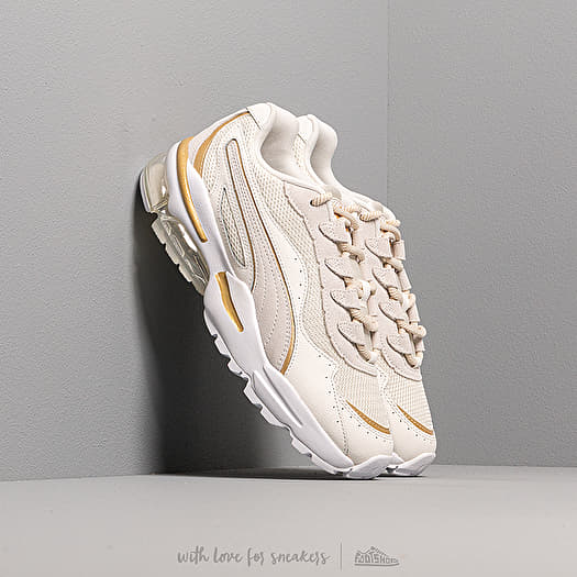Sneaker Puma Puma CELL Stellar Soft Wn s Puma White-Puma Team Gold