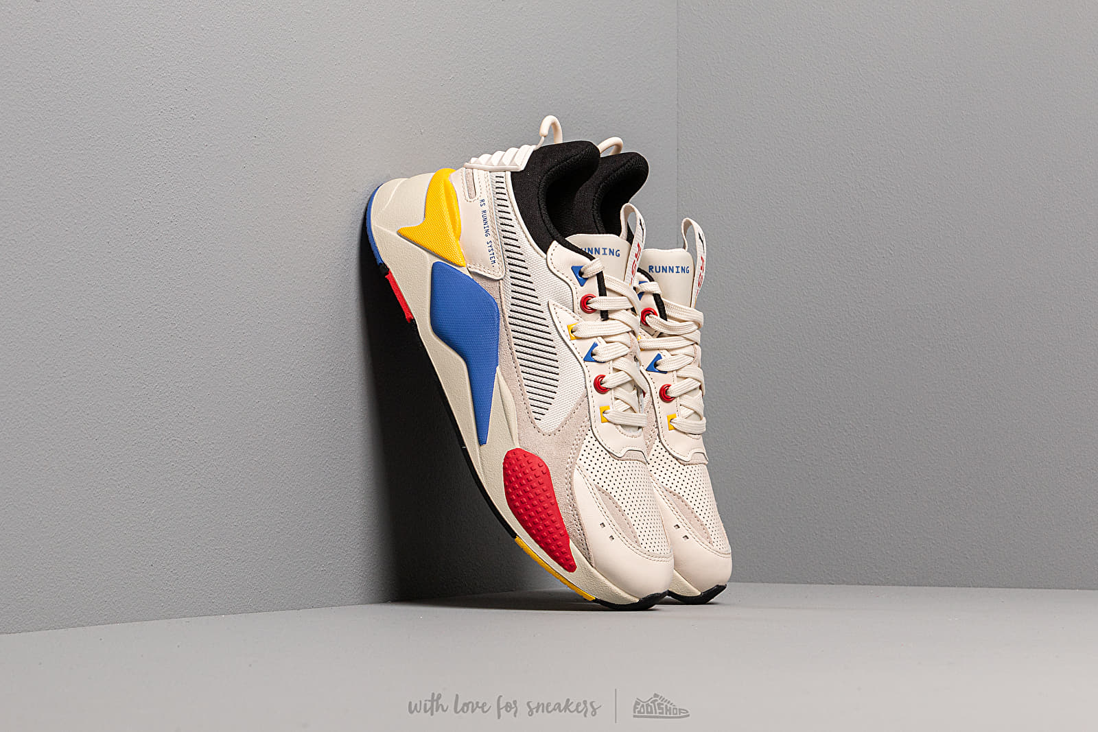 Puma RS-X Colour Theory