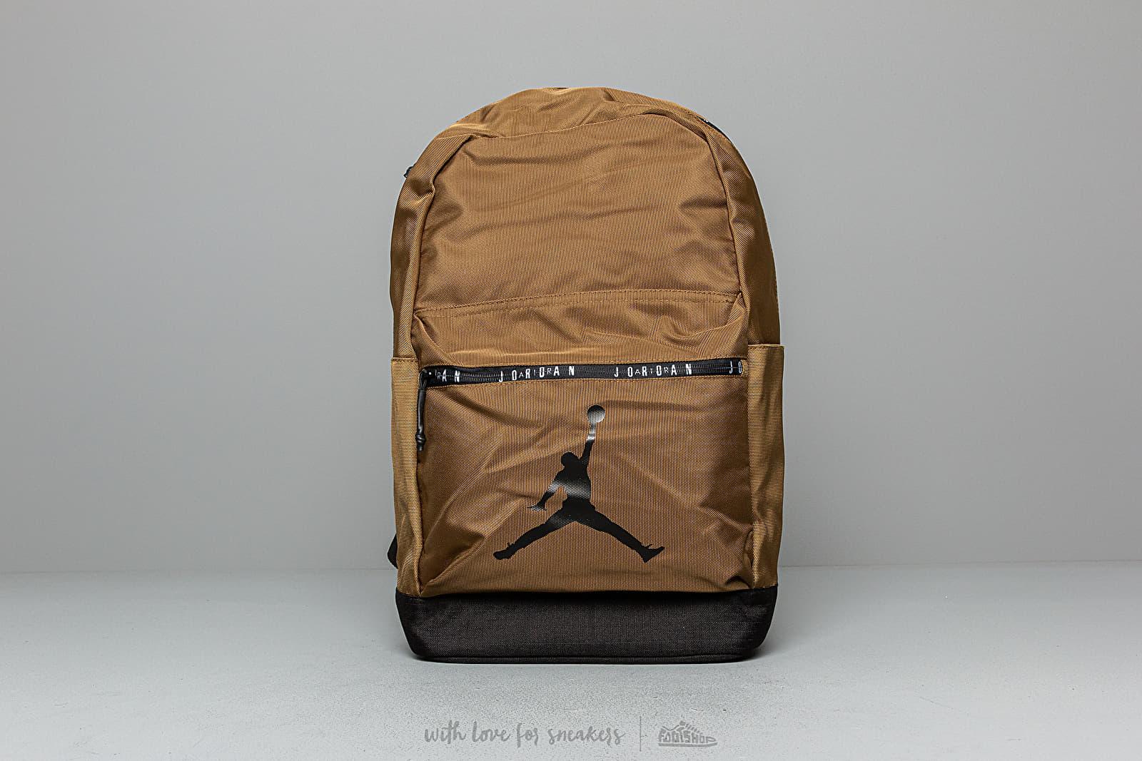 Zaini Jordan Classics Backpack Olive/ Black