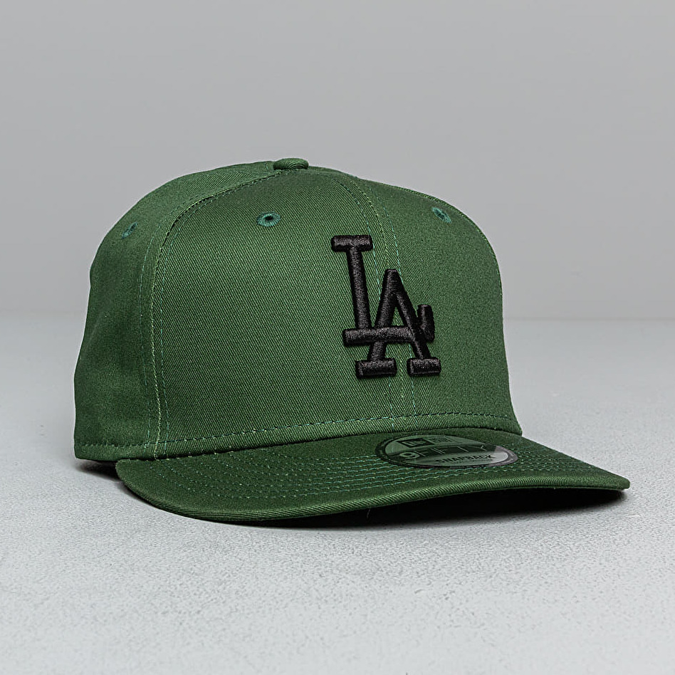 New Era 9Fifty MLB Essential Los Angeles Dodgers Cap Green
