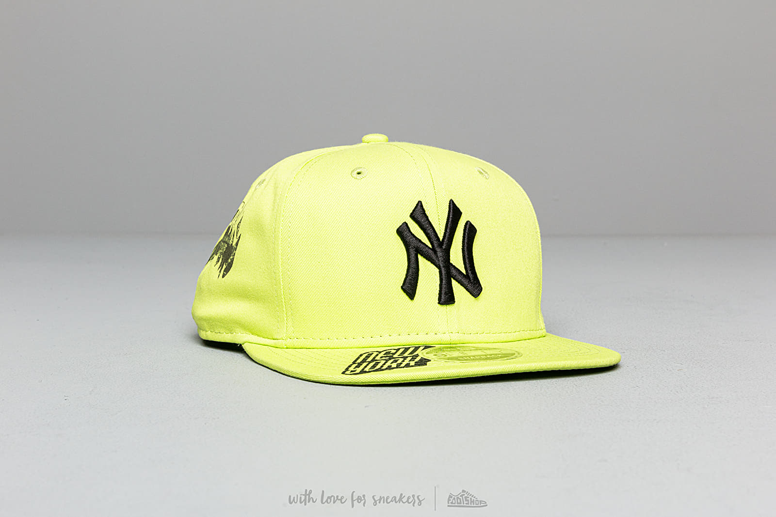 New Era 9Fifty MLB Hard New York Yankees Cap