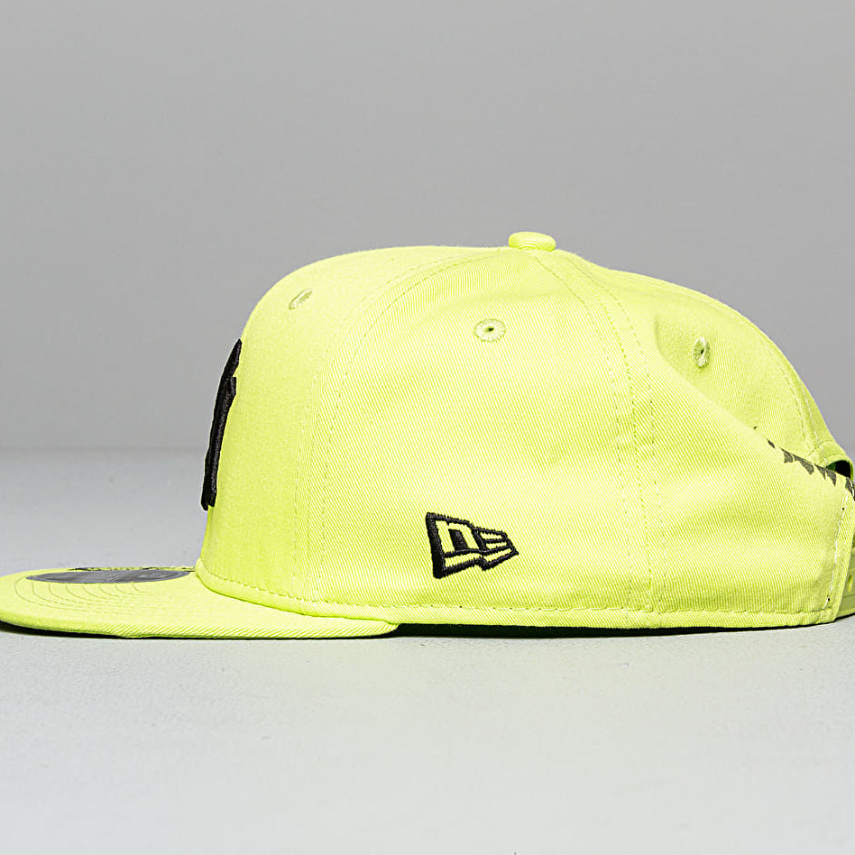 New Era 9Fifty MLB Hard New York Yankees Cap Neon Green