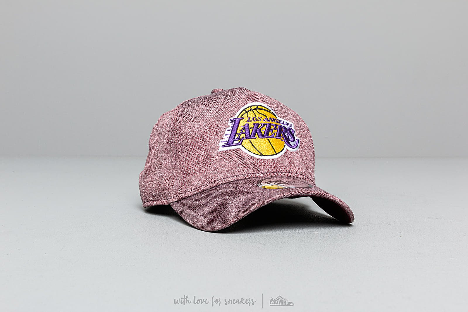 New Era MLB Engineered Plus Los Angeles Lakers Cap