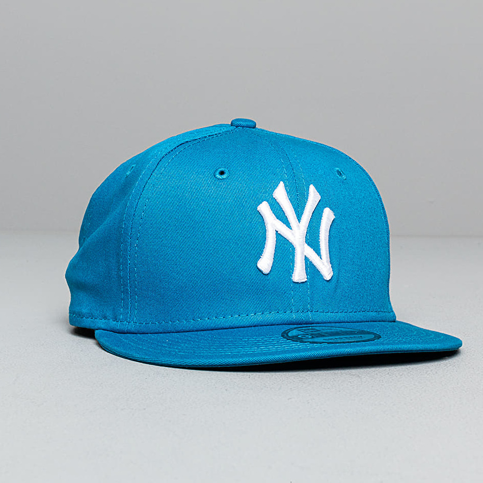 New Era 9Fifty MLB League Essential New York Yankees Cap Blue