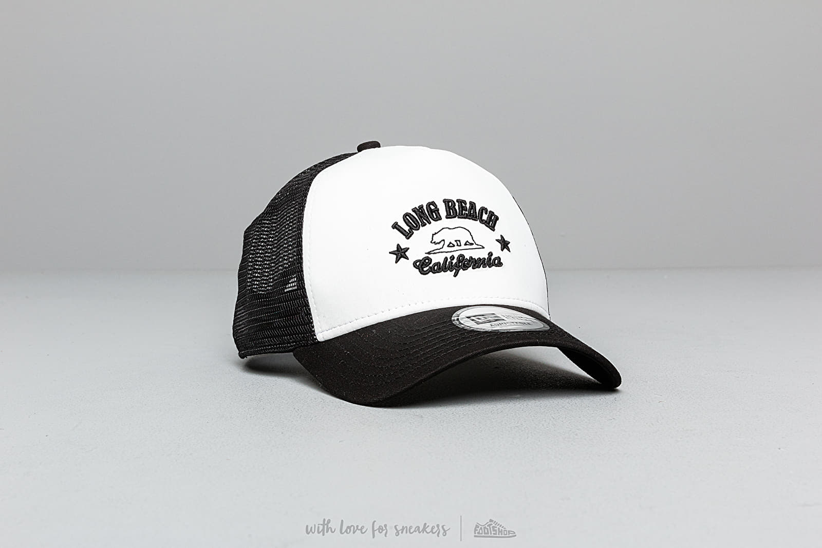 New Era Destination Trucker Cap