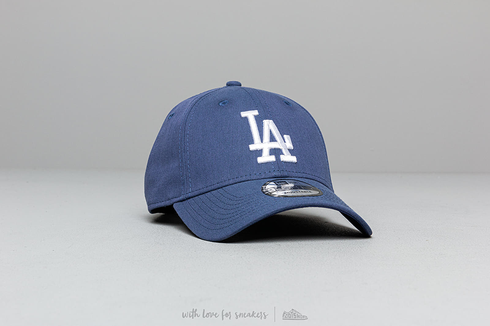 New Era 9Forty MLB Chambray League Los Angeles Dodgers Cap