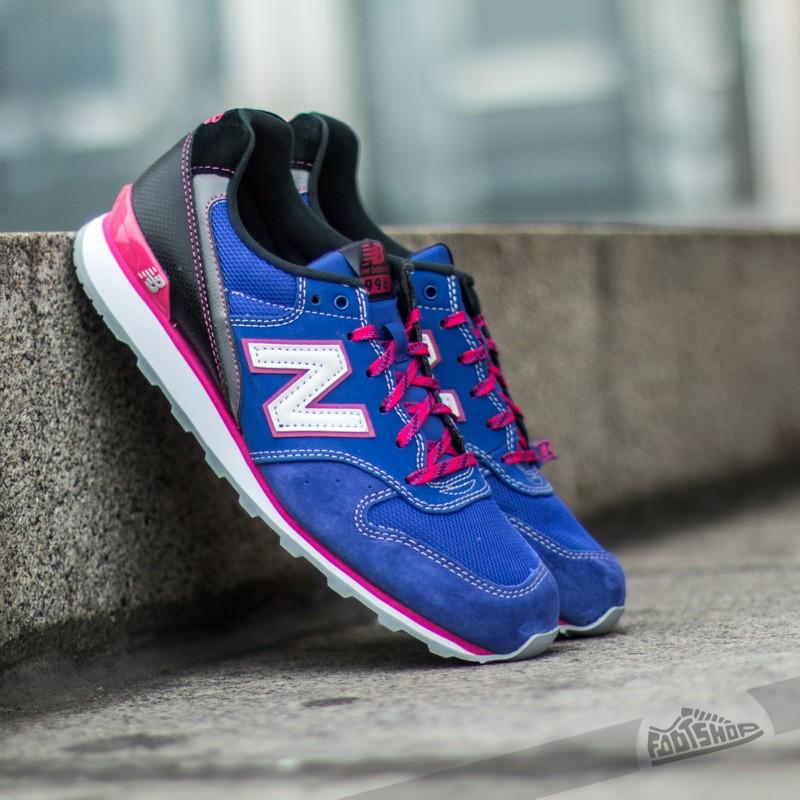 reputable site 857aa 82bf0 New Balance WR996EG Purple  Black  Pink   Footshop