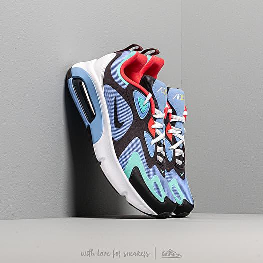 Nike Air Max 200 (GS) Royal Pulse Oil Grey Light Aqua | Footshop