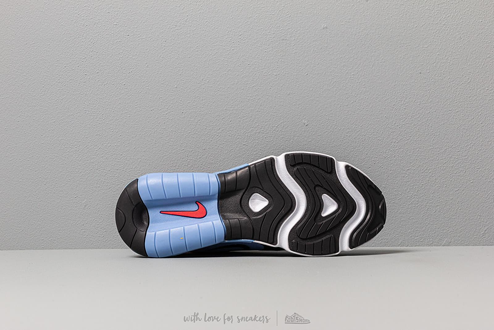 Nike Air Max 200 (GS) Royal Pulse Oil Grey Light Aqua   Footshop