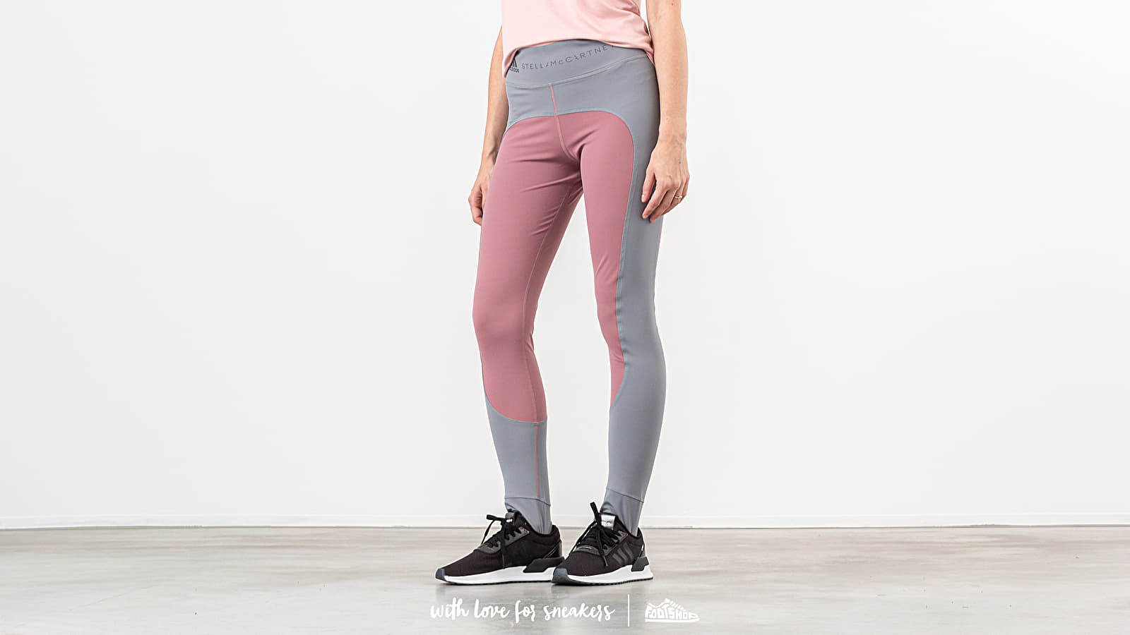 Pants and jeans adidas Comfort Tights Blumau/ Grey
