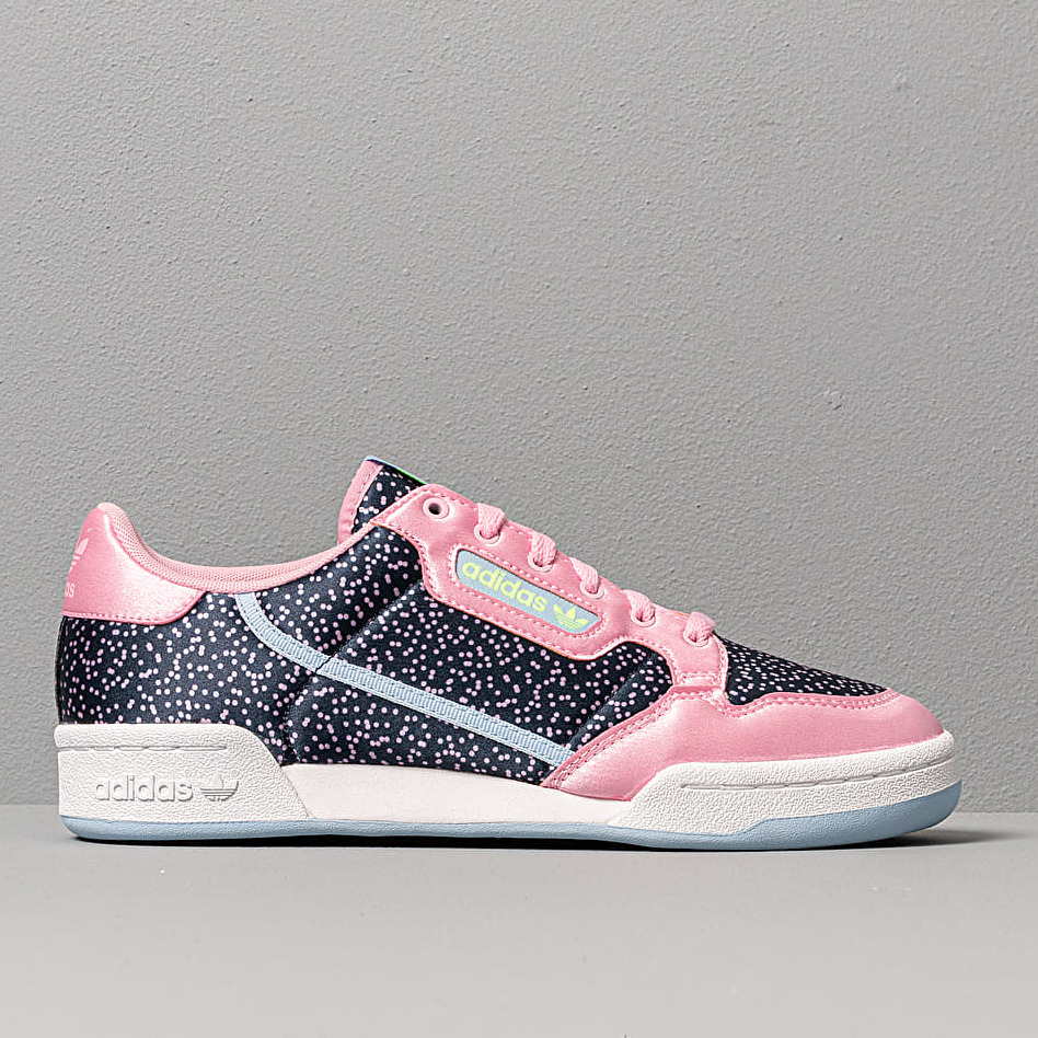 adidas Continental 80 W True Pink/ Collegiate Navy/ Glow Blue