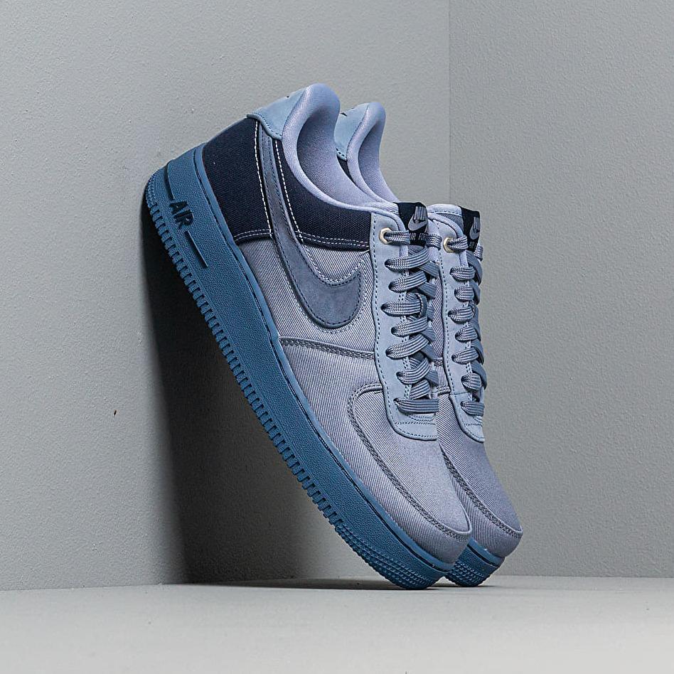 Nike Air Force 1 '07 Premium 3 Ashen Slate/ Diffused Blue-Obsidian EUR 42.5