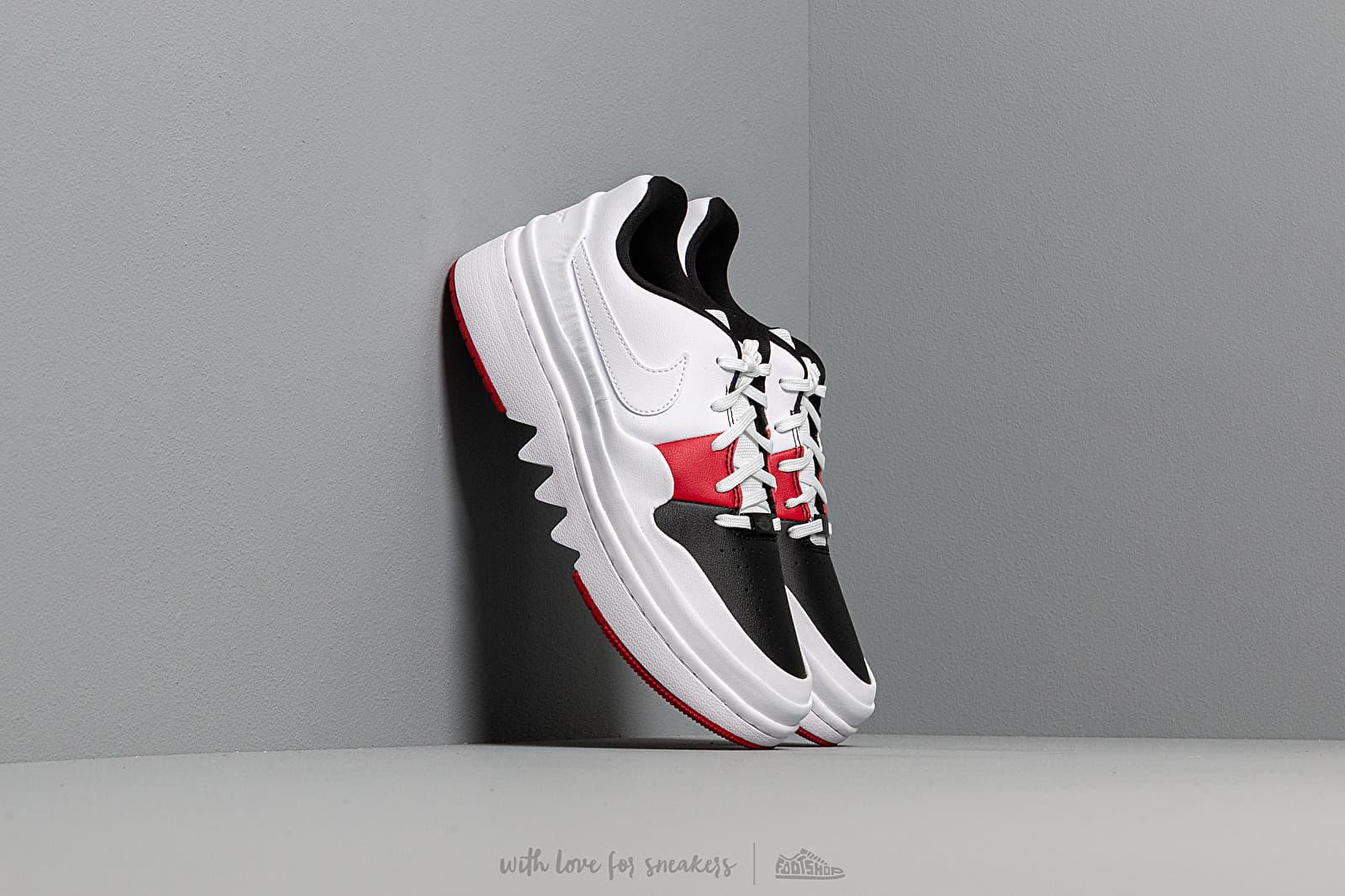 Air Jordan Wmns 1 Jester XX Low Laced White Gym Red Black | Footshop