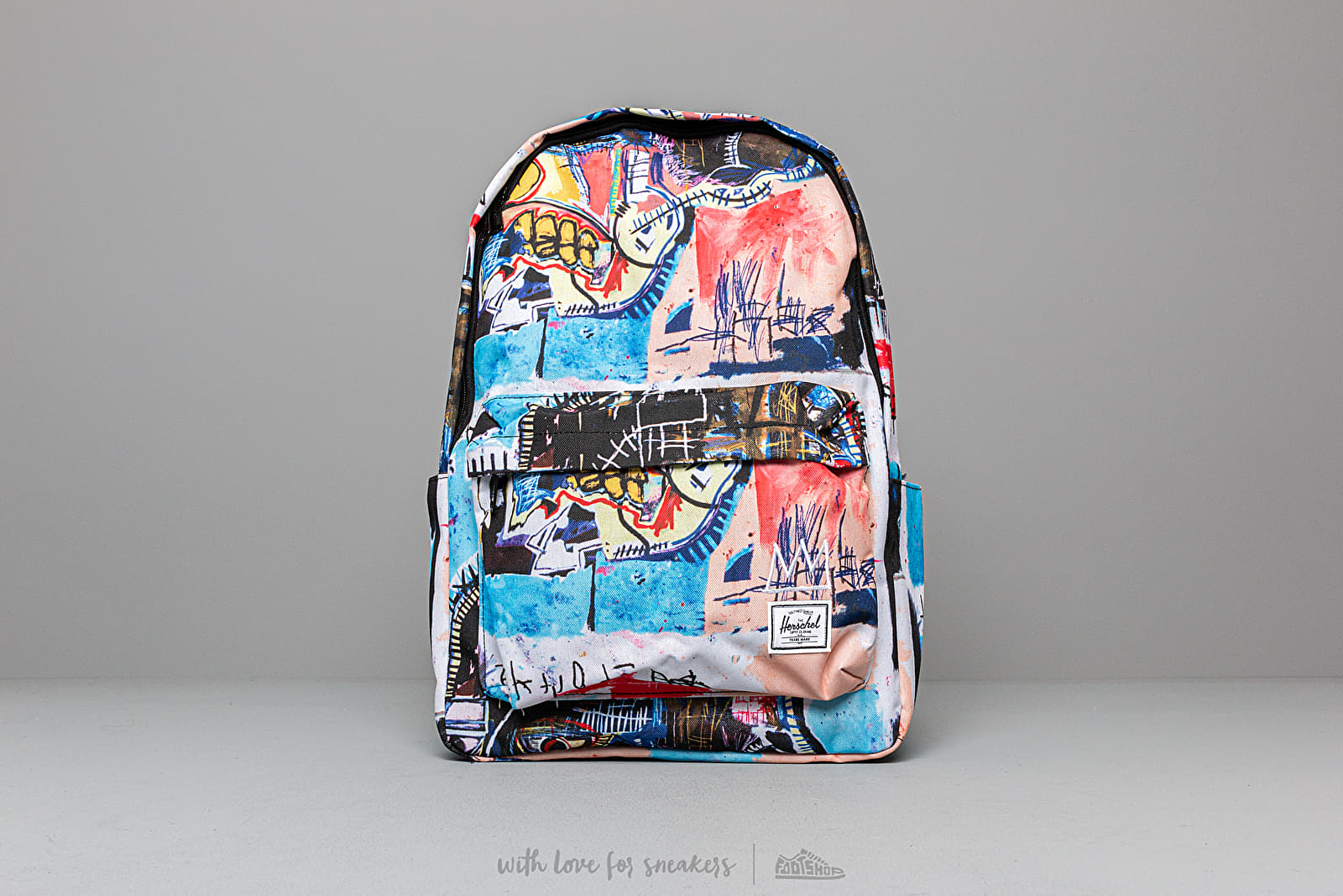 Herschel Supply Co. x Jean-Michel Basquiat Classic X-Large Backpack