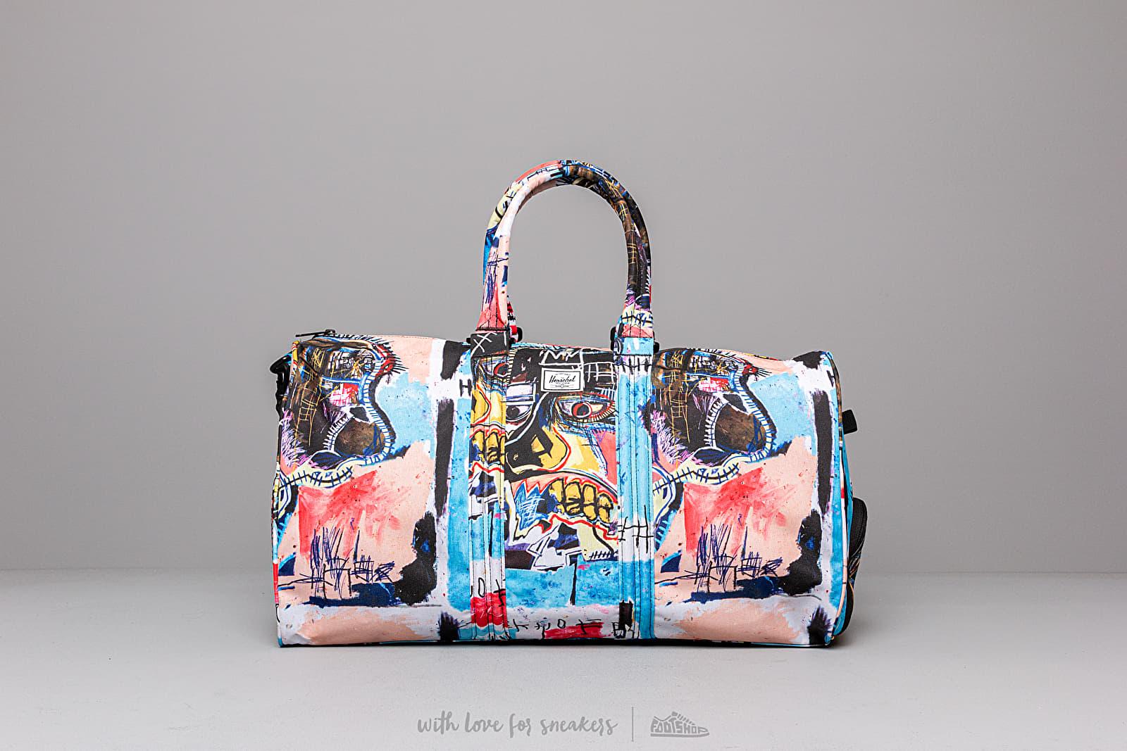 Herschel Supply Co. x Jean-Michel Basquiat Novel Duffle Bag
