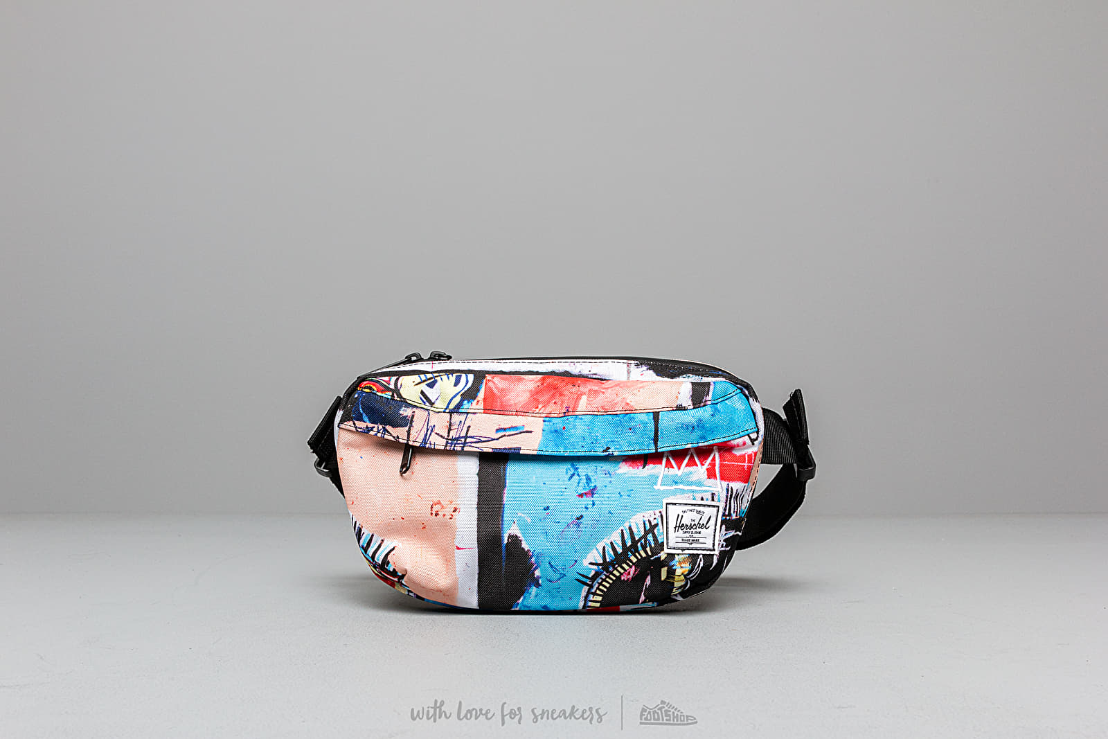 Herschel Supply Co. x Jean-Michel Basquiat Studio Nineteen Belt Bag
