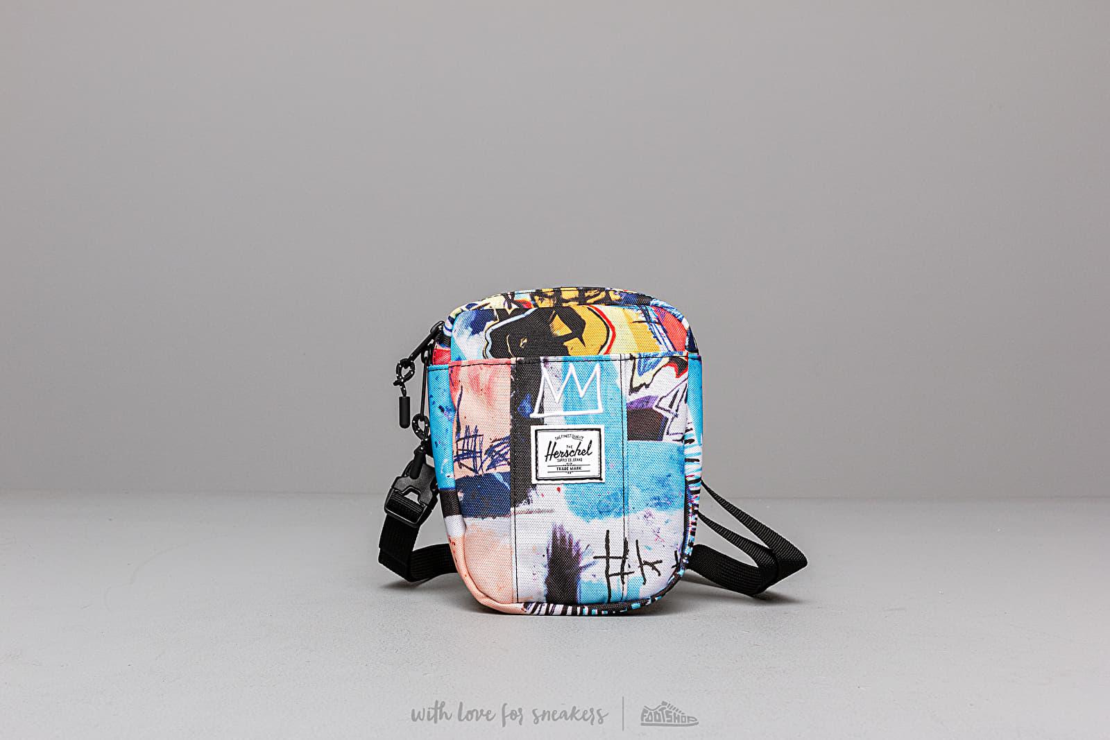 Herschel Supply Co. x Jean-Michel Basquiat Cruz Crossbody Bag