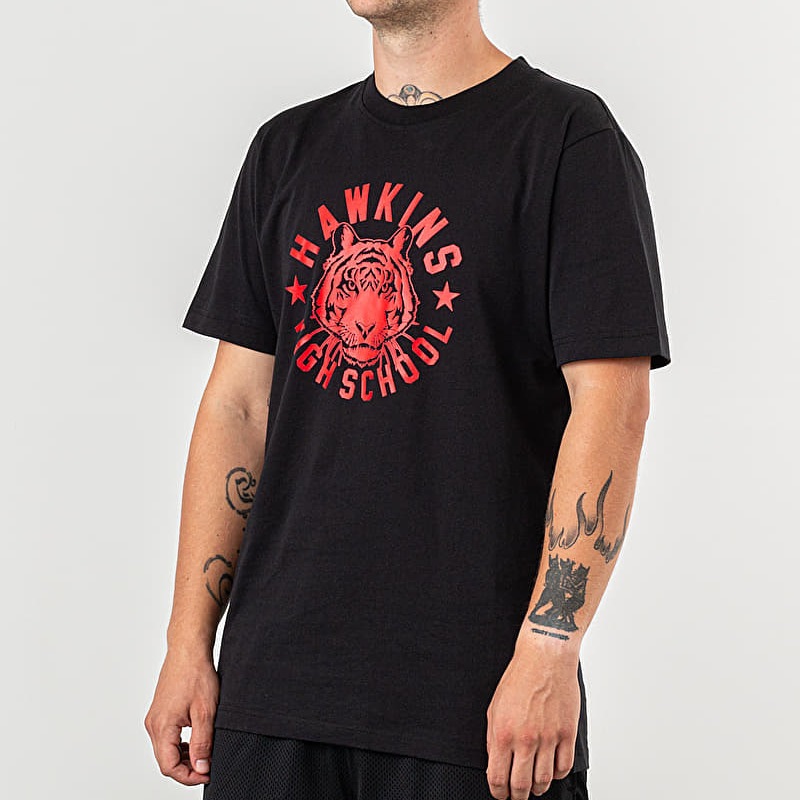 Nike x Stranger Things NRG Tee Black/ University Red