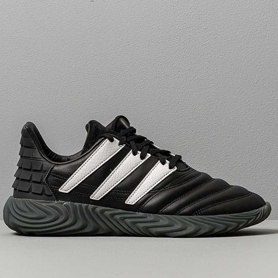 adidas Sobakov Core Black/ Ftw White/ Solar Red