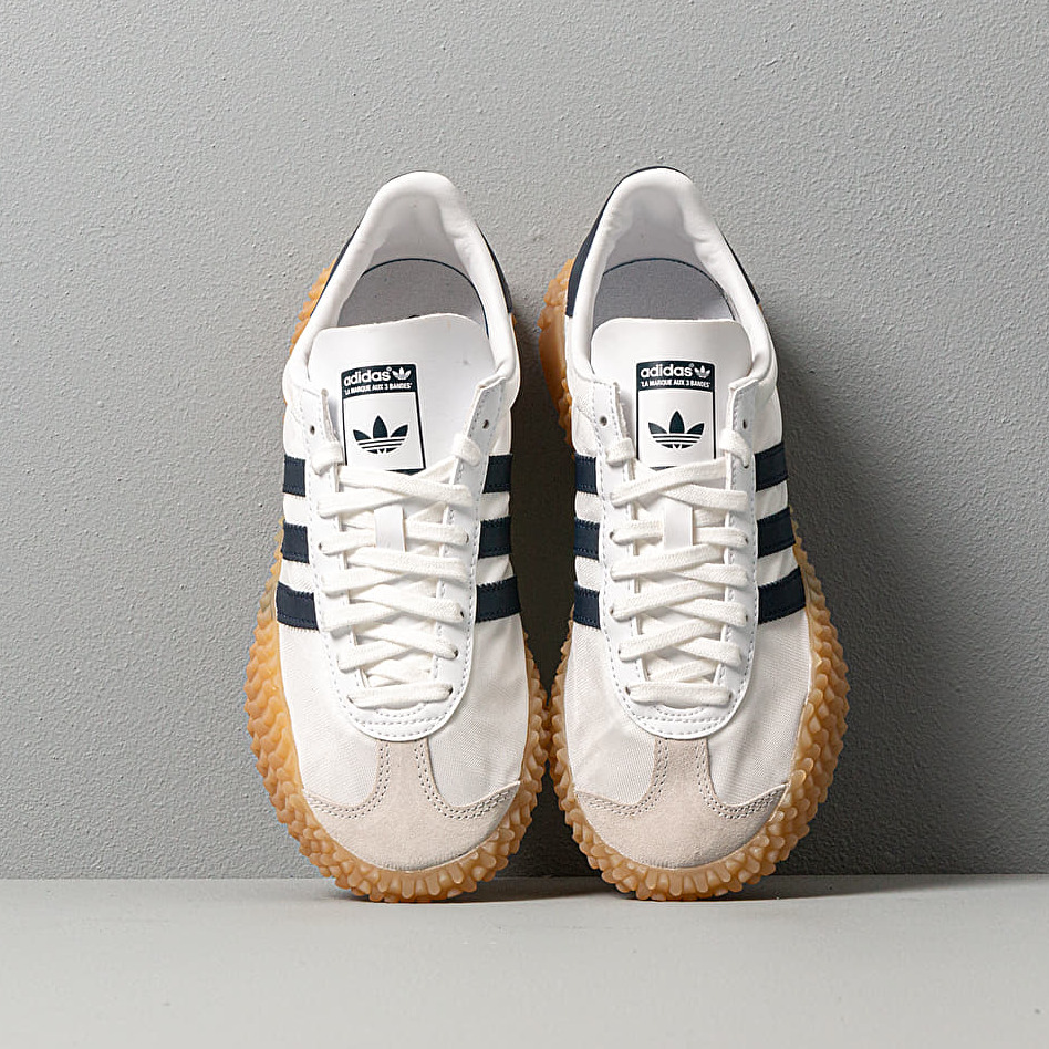 Adidas LA Trainer W Damen Dampf Grün Weiß Weiß FTWR