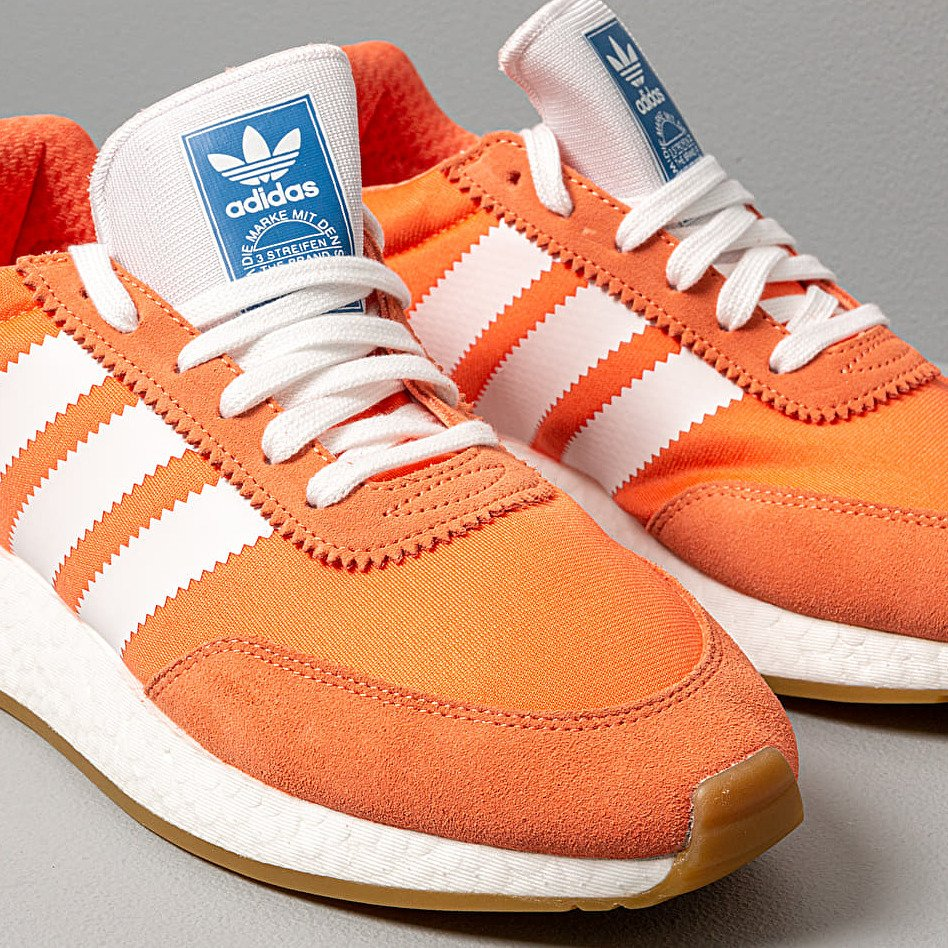 adidas I-5923 W Semi Core Orange/ Ftw White/ Gum3 EUR 36 2/3
