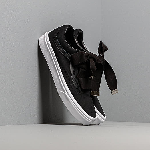 vans ua old skool sneaker low black white