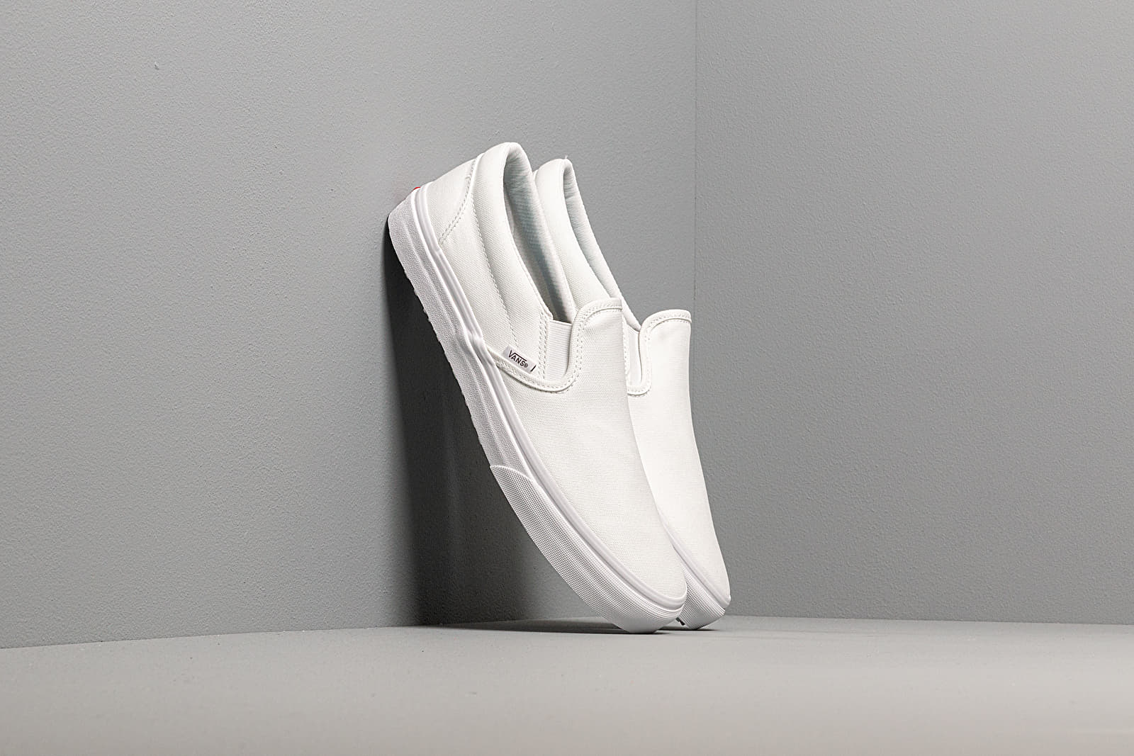 Pánské tenisky a boty Vans Classic Slip-On U (Made For The Makers) White