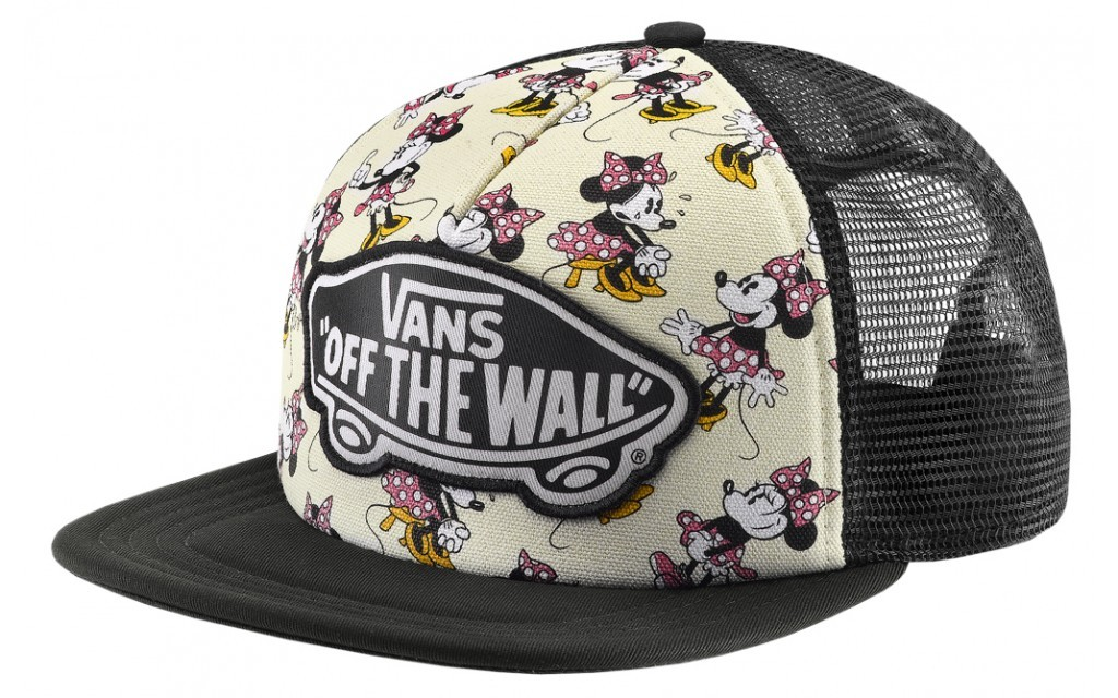 Vans DISNEY Trucker Minnie Mouse Black  14bbe201eec