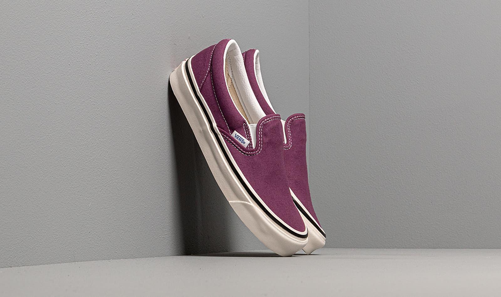 Vans Classic Slip-On 9 (Anaheim Factory) Black EUR 36