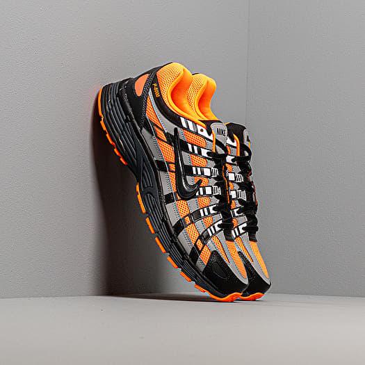Nike P 6000Total Orange Black Anthracite Flt Silver