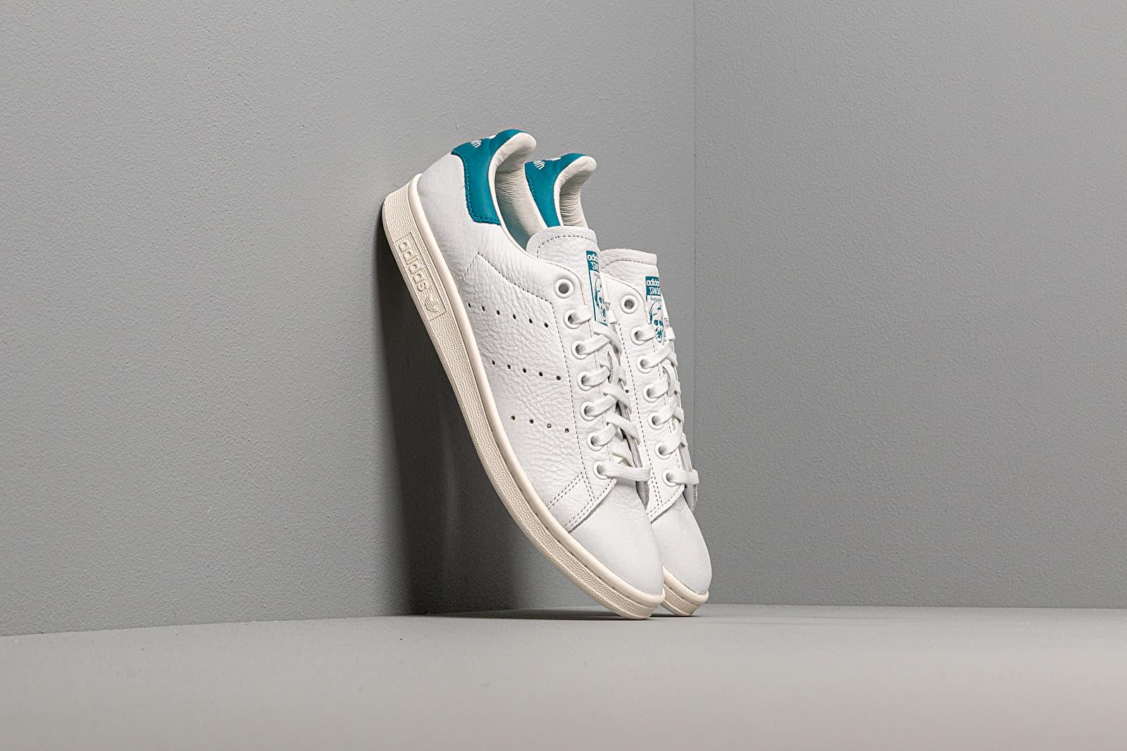 Frauen adidas Stan Smith W Ftw White/ Acttea/ Off White