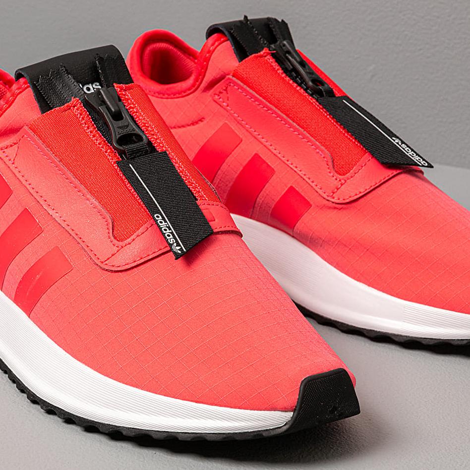 adidas U_Path Run Zip W Energy Ink/ Core Black/ Ftw White, Red