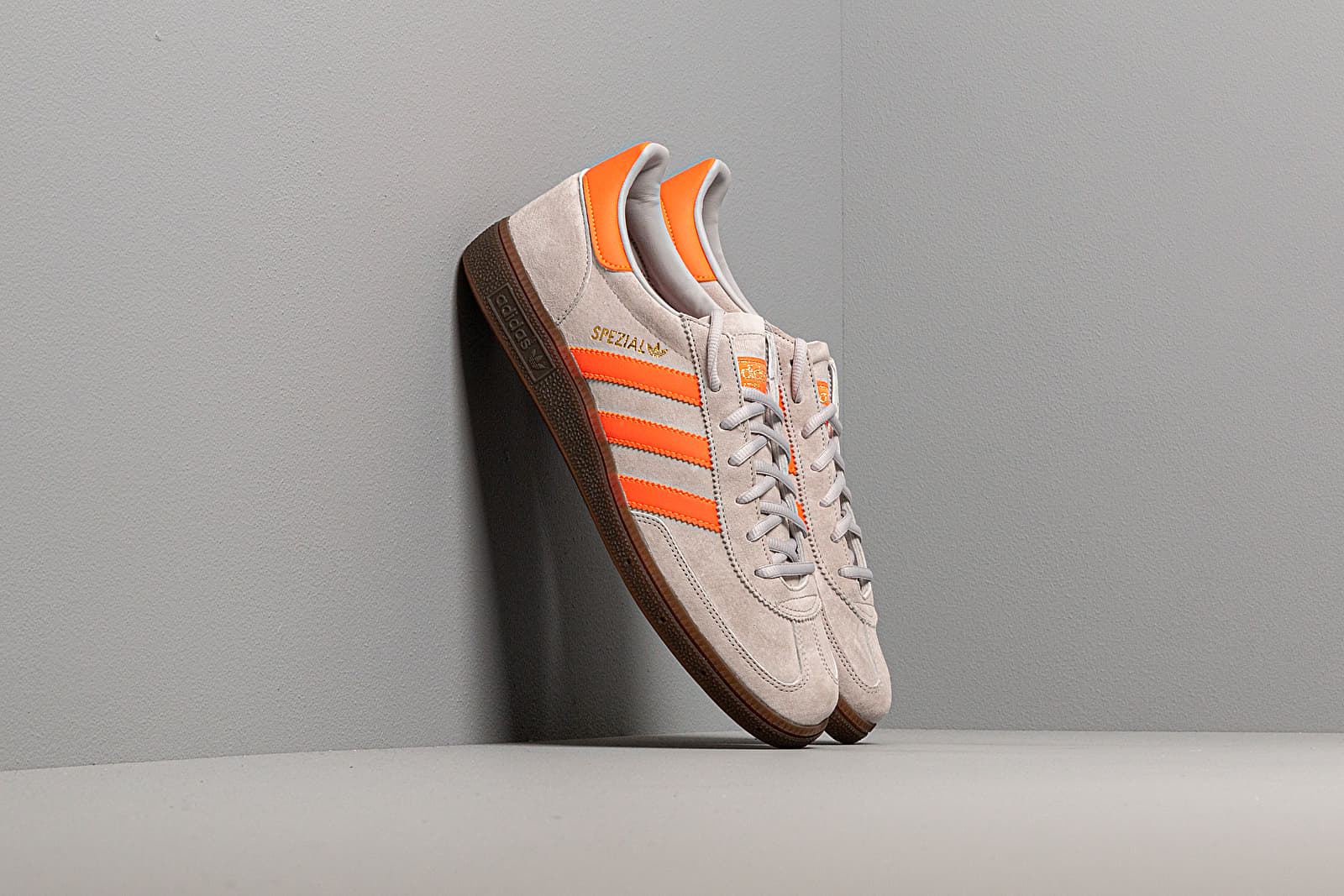 adidas Handball Spezial Grey Two Hi Res Collegaite Gold