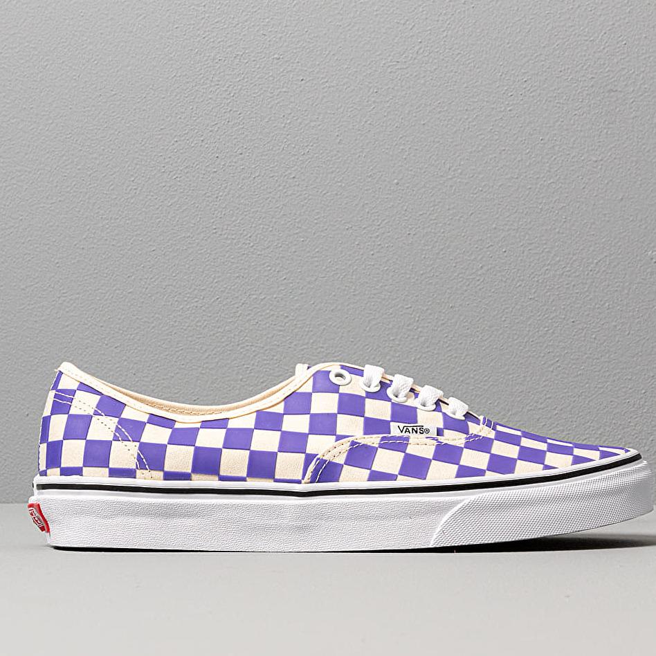 Vans Authentic (Thermochrome Checker) Pu, Purple