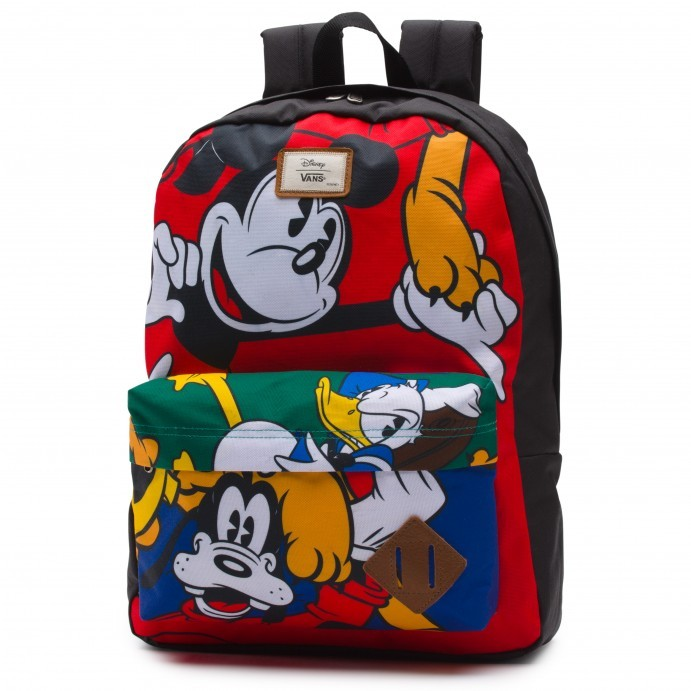 Vans Disney Old Skool II Backpack Mickey   Friend  80b7e0de5104a
