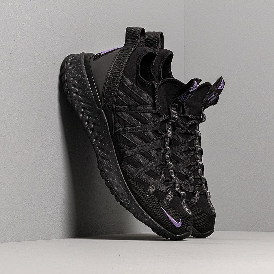 Nike Acg React Terra Gobe Black/ Space Purple-Anthracite EUR 43