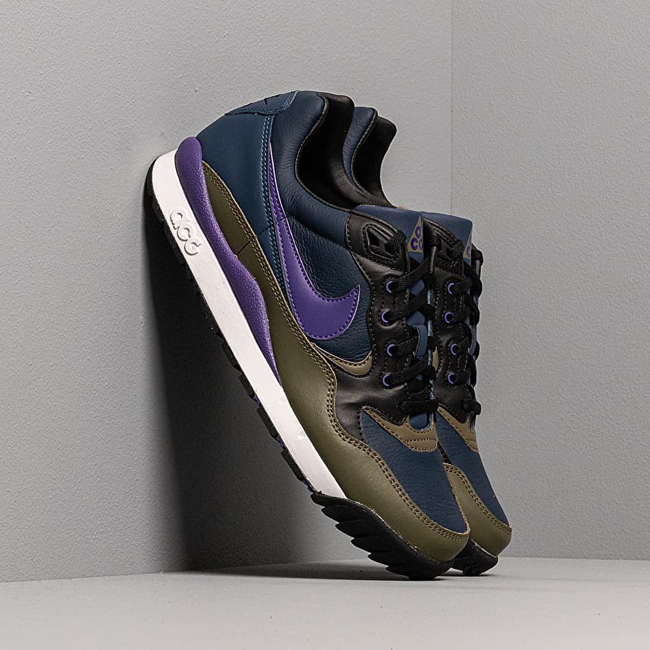 Nike Air Wildwood Acg Midnight Navy/ Court Purple-Medium Olive EUR 41