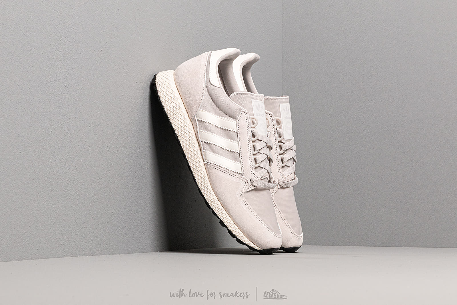 Zapatillas Hombre adidas Forest Grove Grey One/ Cloud White/ Core Black