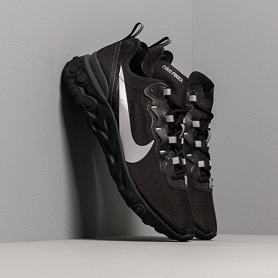 Nike React Element 55 SE Black/ Anthracite EUR 43