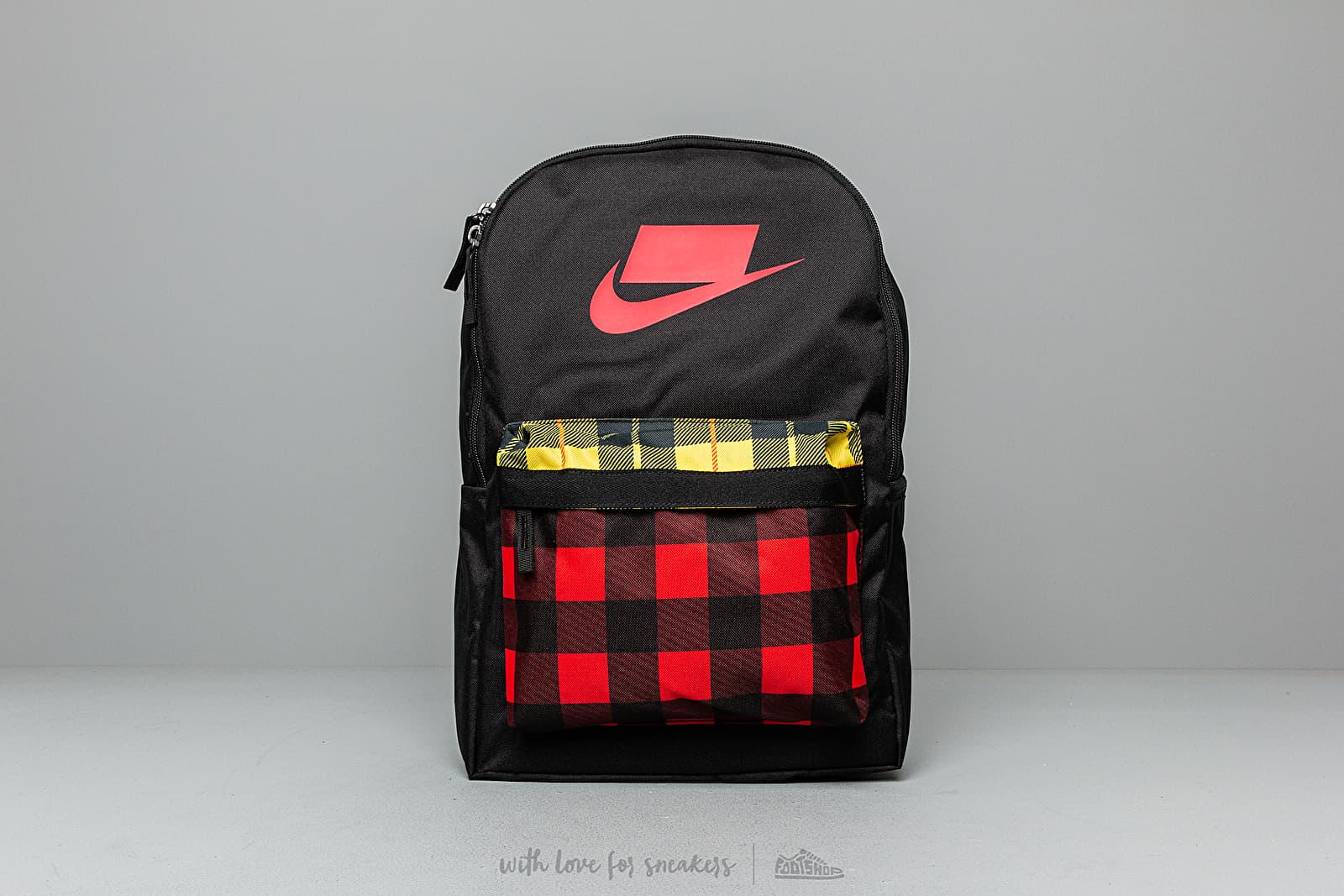 Nike Heritage Tartan Backpack