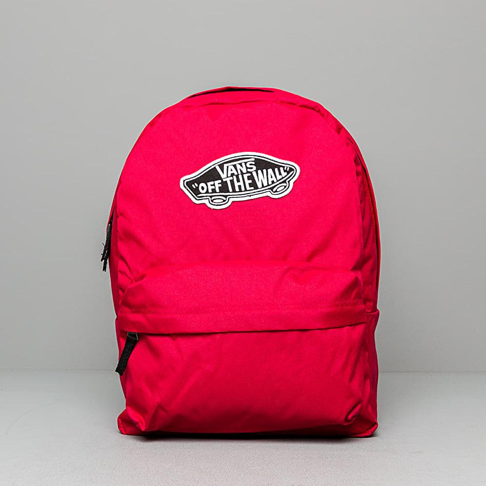 Vans Realm Backpack Cerise 22 litrů