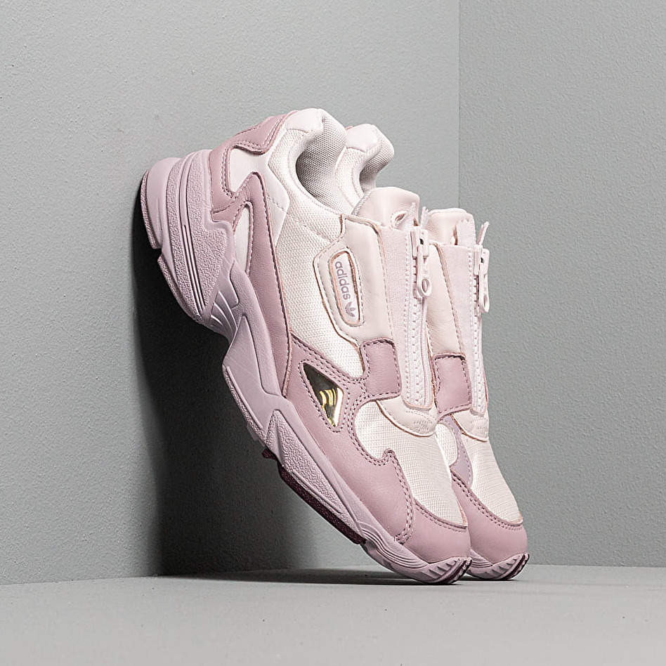 adidas Falcon Zip W Orchid Tint/ Soft Vision/ Purple Bleach EUR 41 1/3