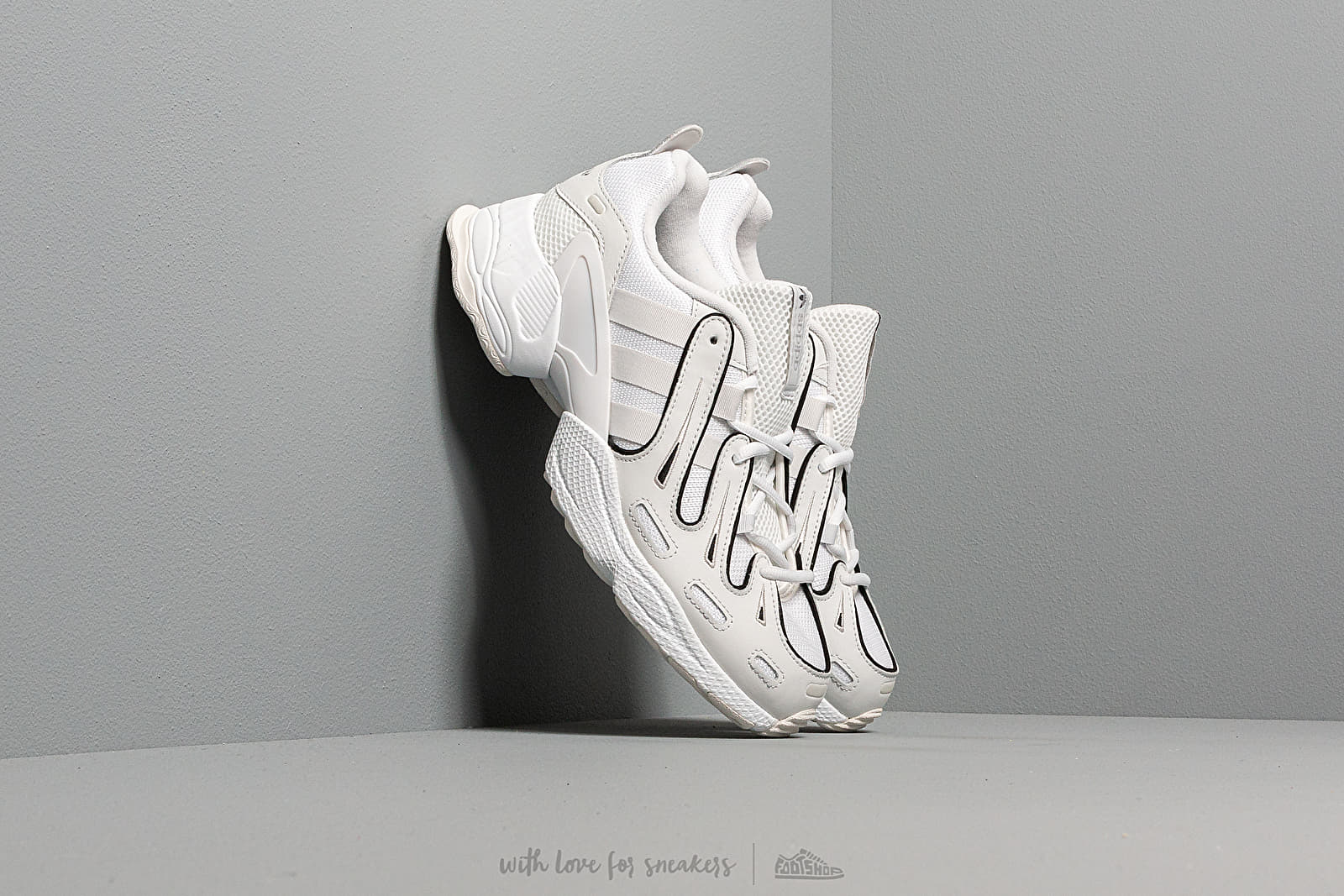 Pánské tenisky a boty adidas EQT Gazelle Crystal White/ Crystal White/ Core Black