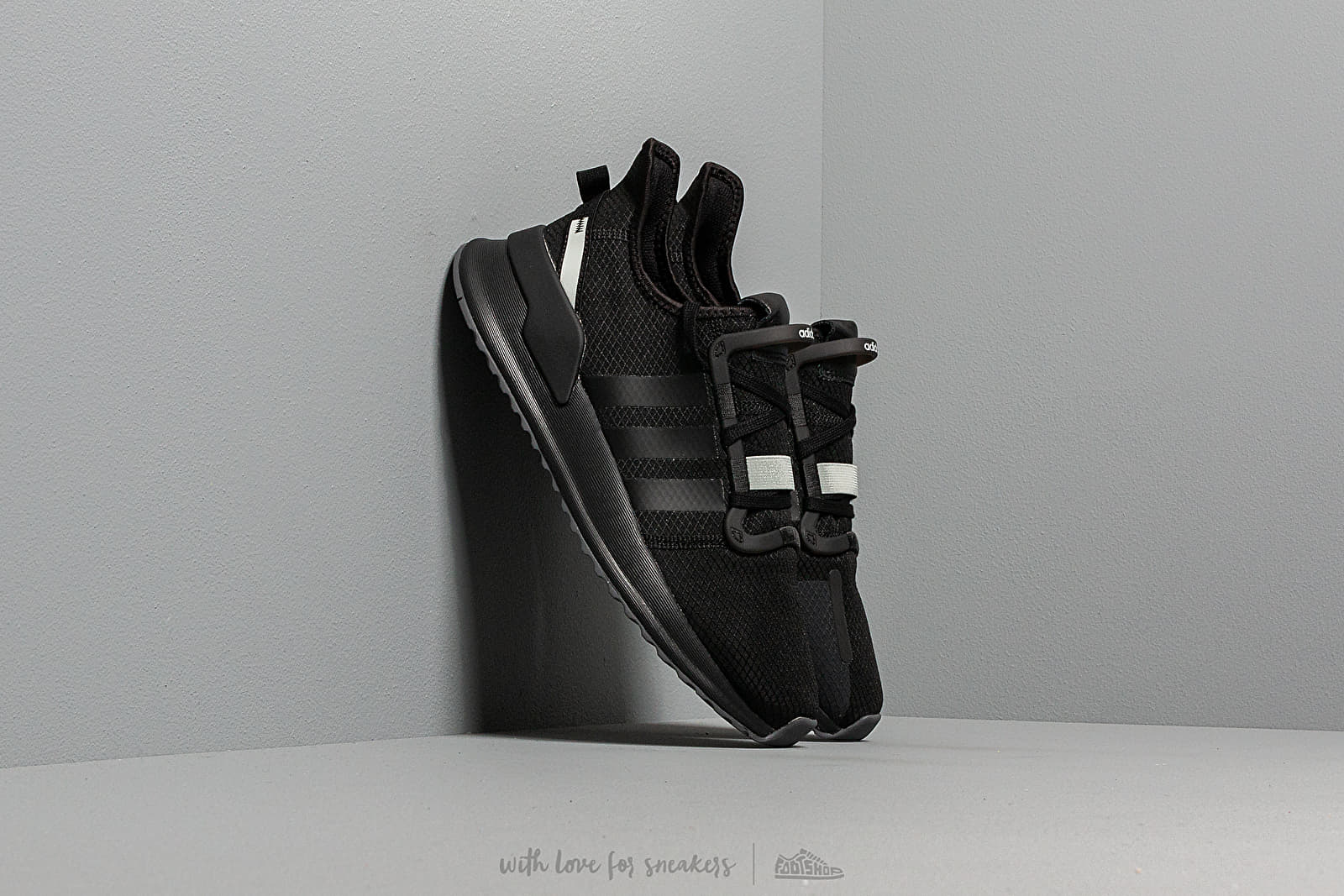 Run Ash Black path SilverFootshop Core Adidas U EDI29H