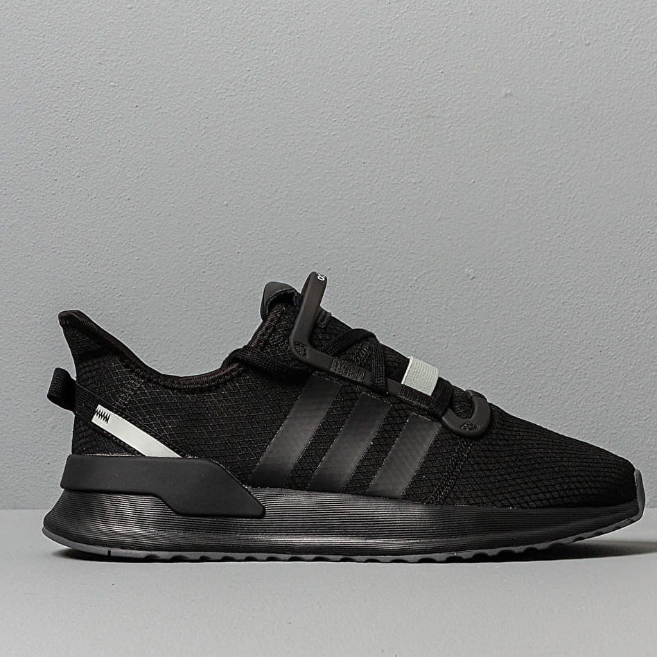 adidas U_Path Run Core Black/ Core Black/ Ash Silver