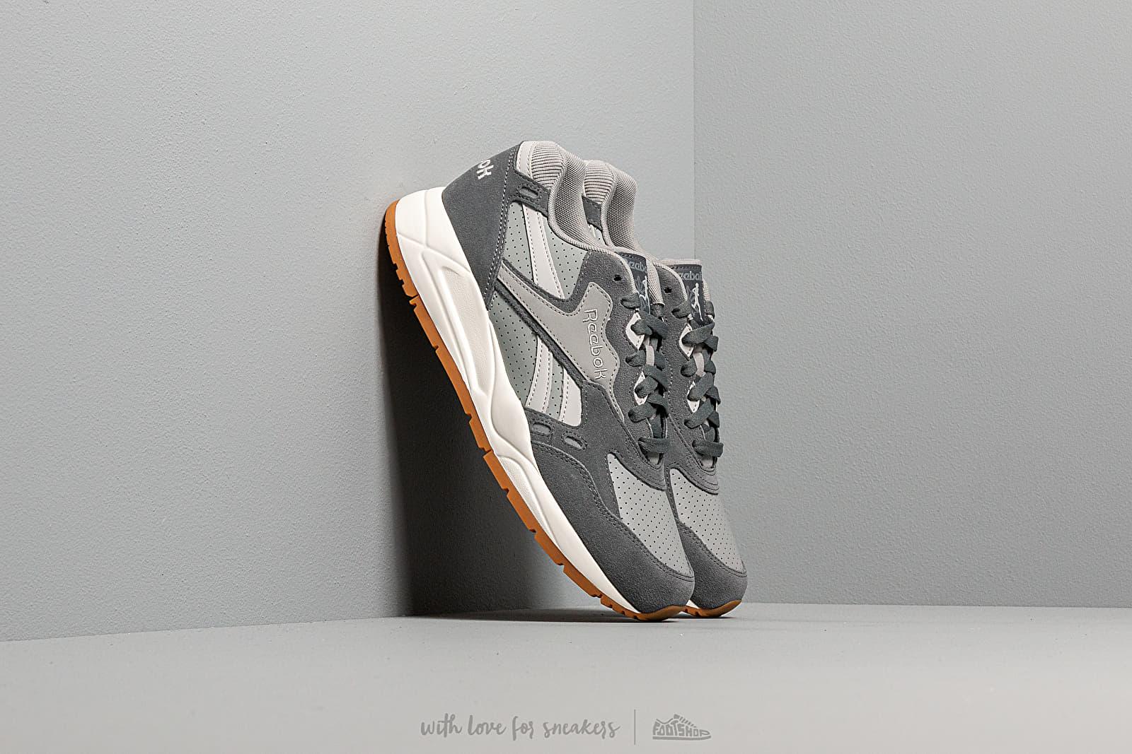 Férfi cipők Reebok Bolton Essential Mu True Grey/ Yellow/ Grey