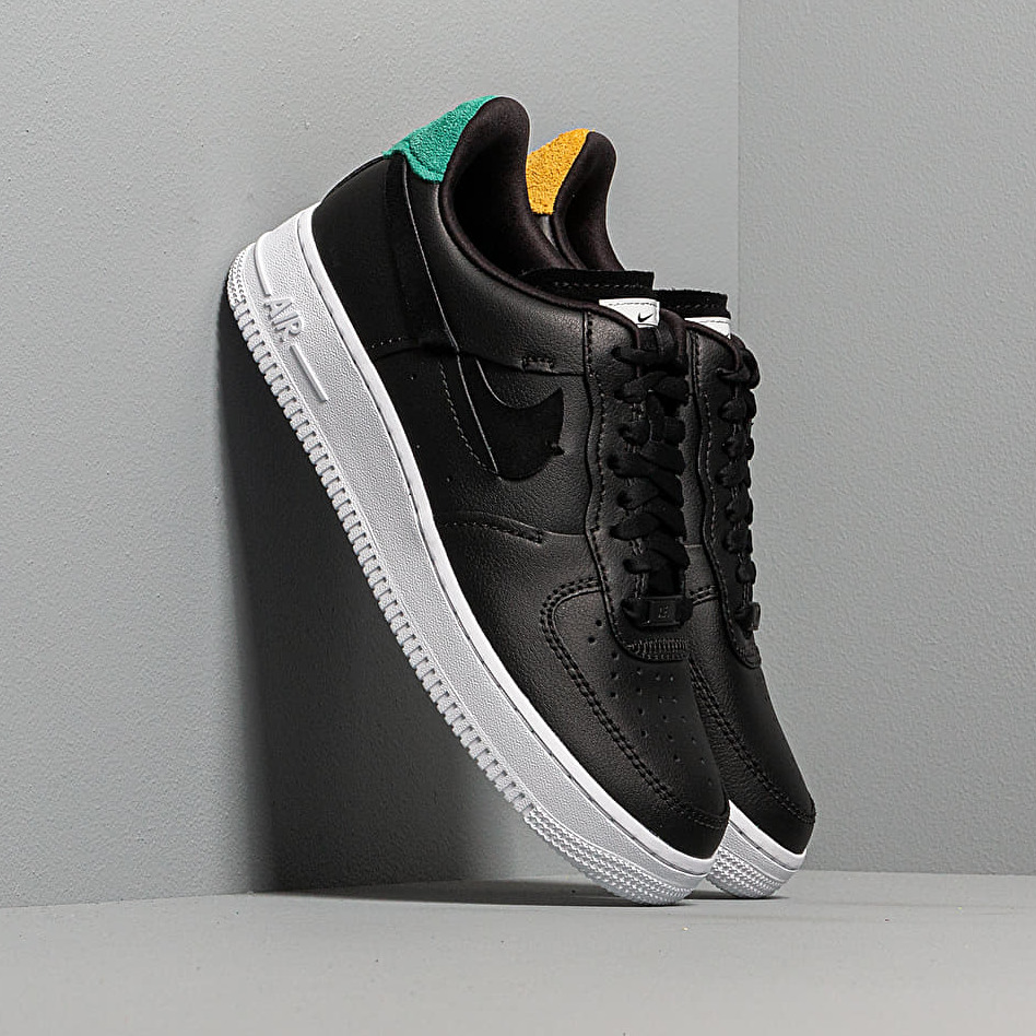 Nike Wmns Air Force 1 '07 LX Black/ Anthracite-Mystic Green EUR 39