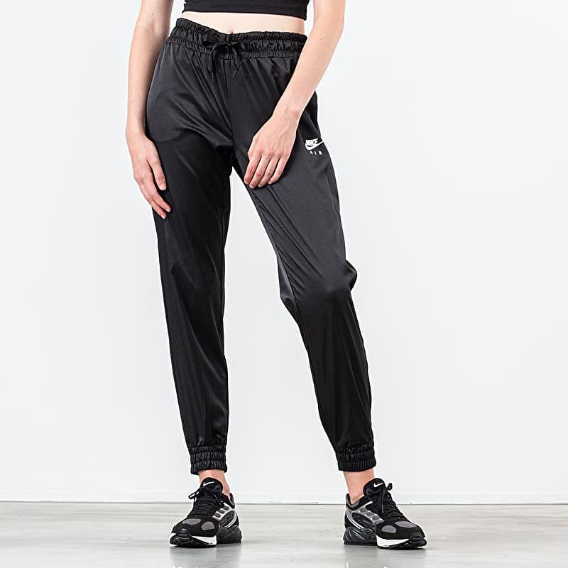 Nike Sportswear Air Track Satin Pants Black