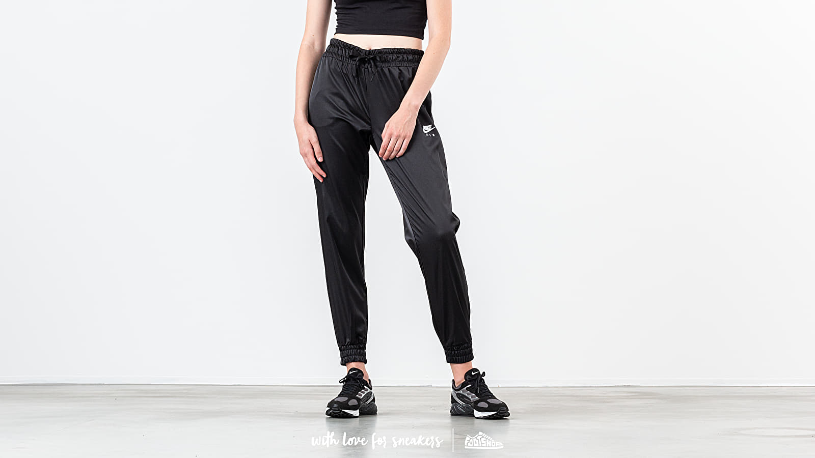 Nike Sportswear Air Track Satin Pants