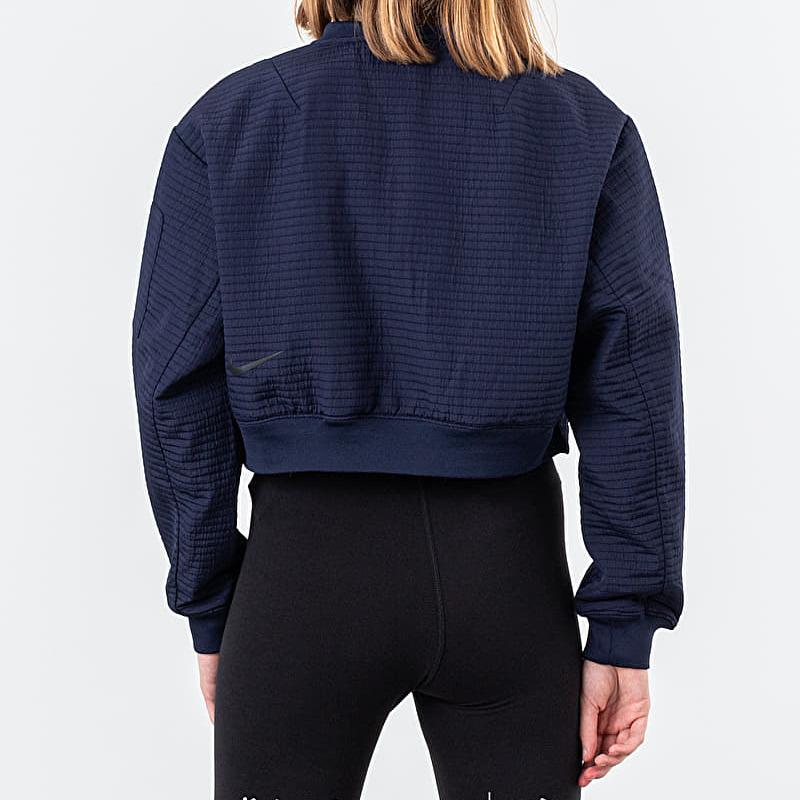 Nike Sportswear Tech Pack Bomber Blackened Blue/ Black